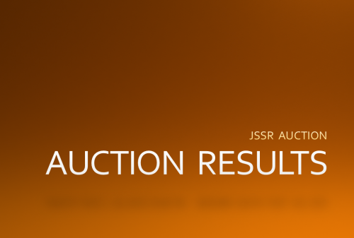 Auction Result